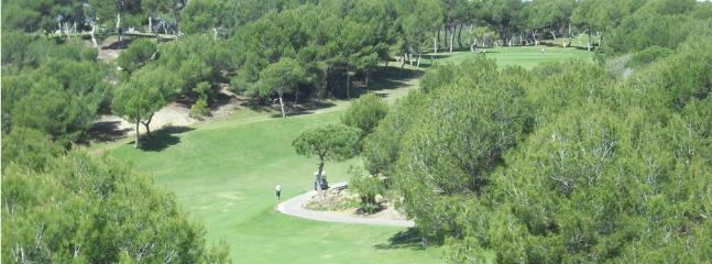 From Las Ramblas Social Club,  One of 4 nearby golf courses