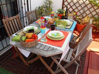 Apartamento con terraza.Acceso Wiffi /Consulten precio y disponibilidad