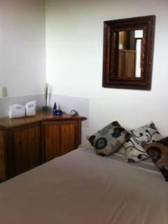 Bedroom #1 Queen bed with en-suite bathroom
