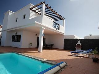 Villa Ginita, Playa Blanca