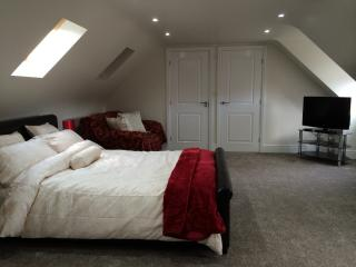 Luxury studio apartment in Lincolnshire