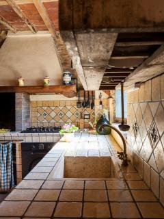 The main kitchen piattaia