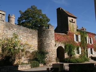 Gîtes du château, Milhars