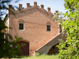 Little castle near Bologna, Italy