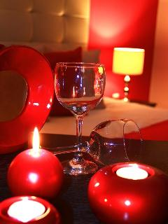 Enjoy a romantic evening!