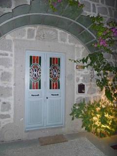 Entrance to Selene Chateau