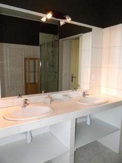 salle de bain tilleul