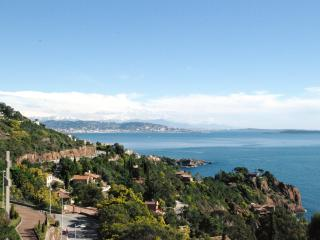 PENTHOUSE APARTMENT OVERLOOKING THE SEA TO CANNES