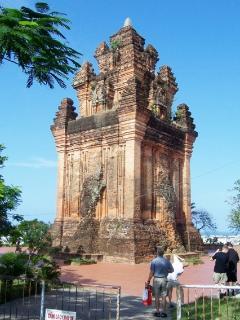 Nhan tower