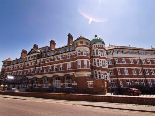 The prestigious Burlington Mansions a former Victorian luxury hotel