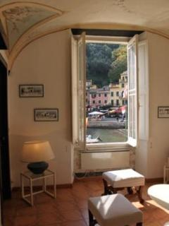 View from Living Room Window of Portofino