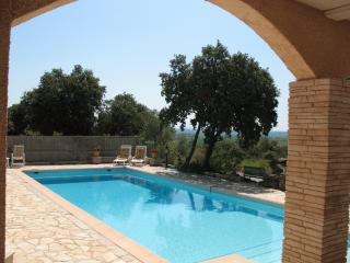 The superb pool is right on your doorstep and is your private space - nobody shares it with you.