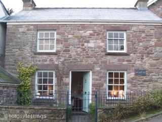 Ash Cottage near Crickhowell in the Brecon Beacons