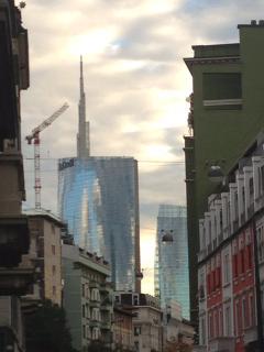 Skycrapers Milano Porta Nuova