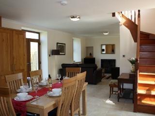 Drumfad Cottage Open Plan Kitchen/Living Area