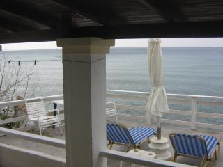 Beachfront Villa, Quiet, Relaxing, Agios Gordios