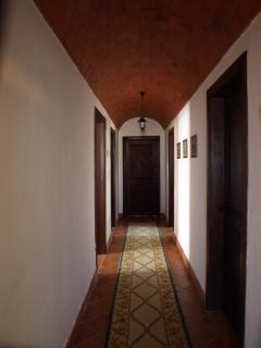 Bedroom hall way