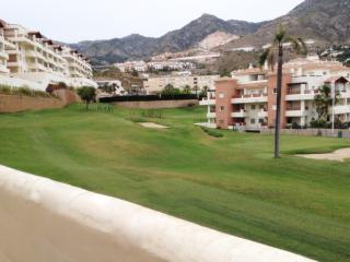 Arenal golf front line apartment, large terrace, Benalmadena