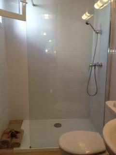 New shower room for 2013