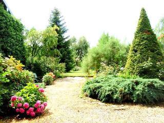 Gîte Charme 3* au Cadran Solaire, dans maison de maître avec parc et jardin clos