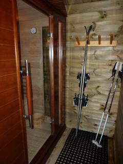 Le local à skis