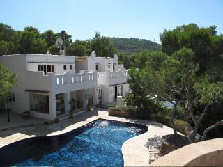 Main villa, pool, sun terraces and extensive gardens