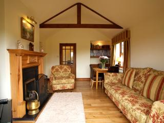 Lounge Brownside Cottage, Hadrian's Wall, Bardon Mill, Hexham, Northumberland