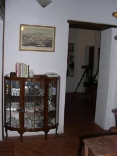 Piano superiore ingresso camere
