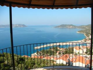Seaview Penthouse Super Vista, Kas