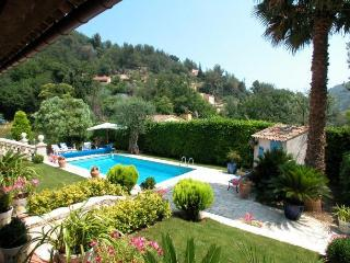 647 Spacious Menton villa with pool