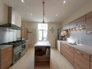 Great kitchen for cooking meals for friends and family