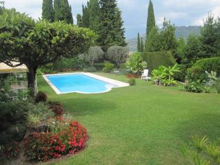 Villa Sunny, pool, garden, caes spaces