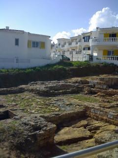 The Roman had already fun in this street