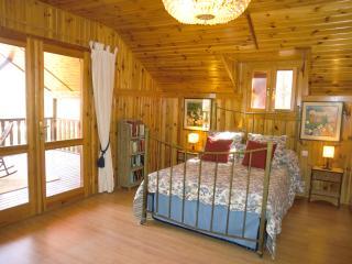 Main beroom with large terrace