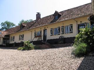 Gîte LA FERMETTE for 13 with pool near the sea, Sempy