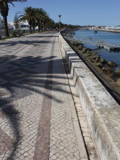 Riverside Promenade in Lagos