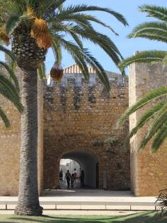 Gateway to Lagos Castle