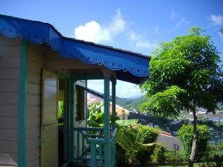 Top of the hill  cottage, Gros Islet