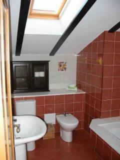 Ruby Bathroom