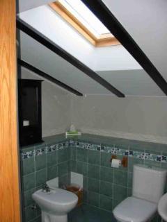 Emerald Bathroom