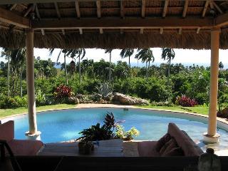 Villa Bali superbe vue sur mer et palmeraie a 180°