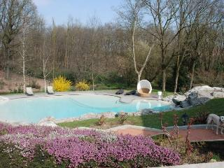 LA PISCINA IN PRIMAVERA
