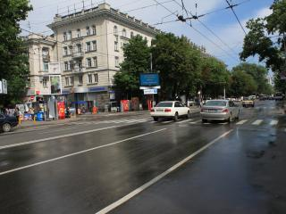 Apartment in classic style in centre of Chisinau
