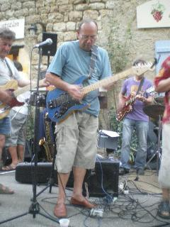 Music in Lagrasse