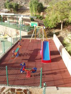Onsite childre's play area