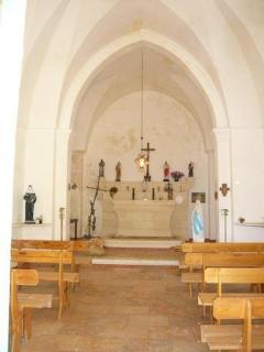 Masseria church.