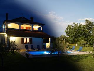 Villa Vranici, Visnjan
