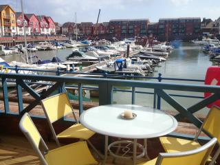 Stunning Waterside Apartment, Exmouth