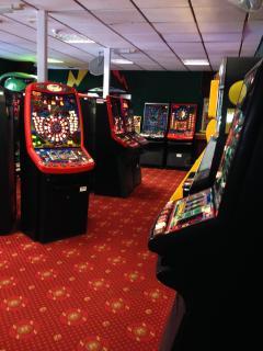 Amusements / games rooms