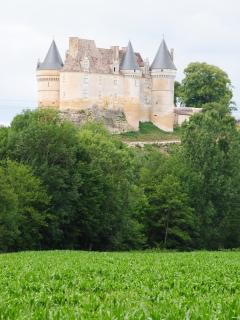 Visit many magic fairytale castles and chateaux